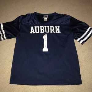 Other - AUBURN TIGERS JERSEY SHIRT
